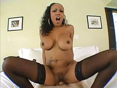 The porn legend Lacey Duvalle