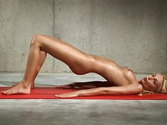 Naked Yoga
